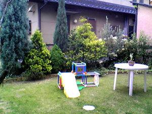 08年我が家の庭