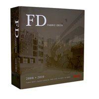 リリカラ カーテン見本帳 「2008-2010 FD ファブリック デコ」