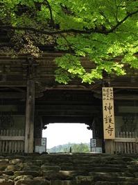 京都 高雄・神護寺