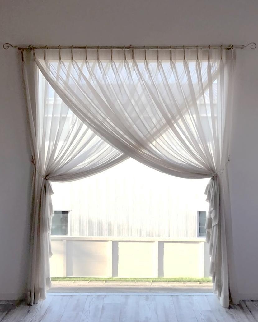 スタジオエリアへのカーテン施工事例 その2