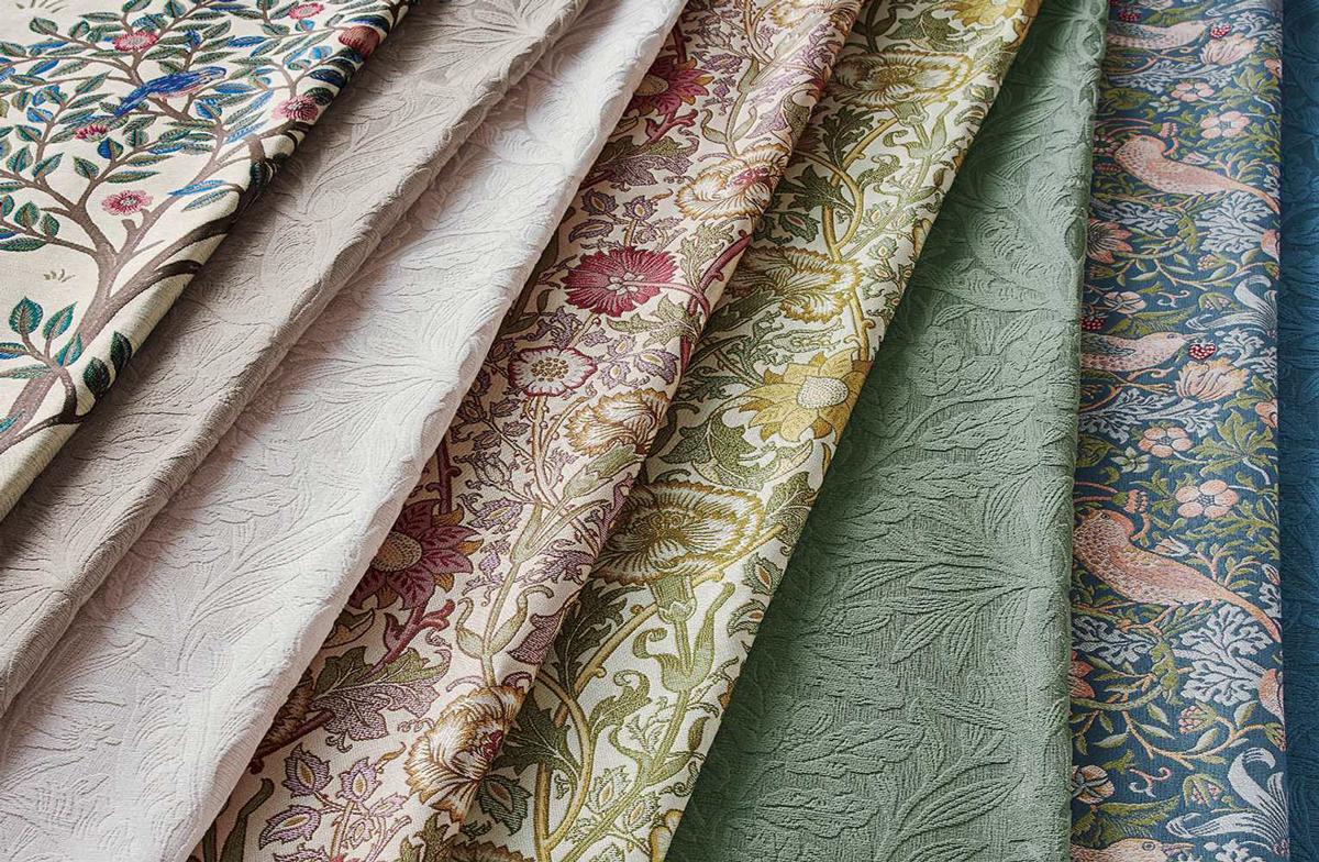 松装×川島織物セルコン オーダーカーテンフェア
