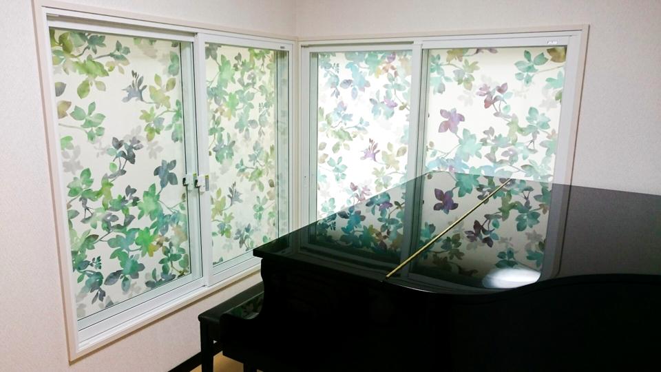 ピアノ室施工事例